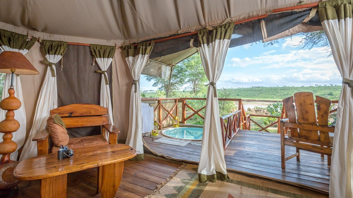 Elephant Bedroom Camp, Isiolo North