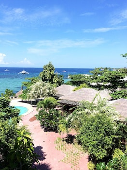 Blue Garden Resort Cebu View from Hotel