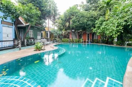 Pattaya - Deeden Pattaya Resort - z Krakowa, 15 marca 2021, 3 noce