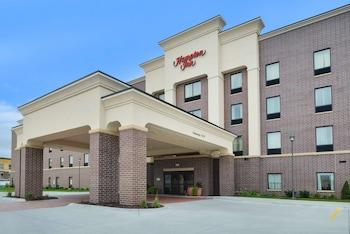 奧馬哈中城阿克薩本地區歡朋飯店 Hampton Inn Omaha Midtown-Aksarben Area
