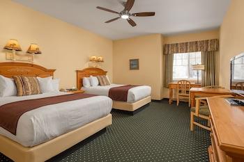 Standard Oda, 1 Yatak Odası (moose Lodge)