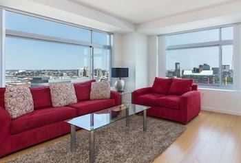 Luxury Penthouse, 2 Bedrooms