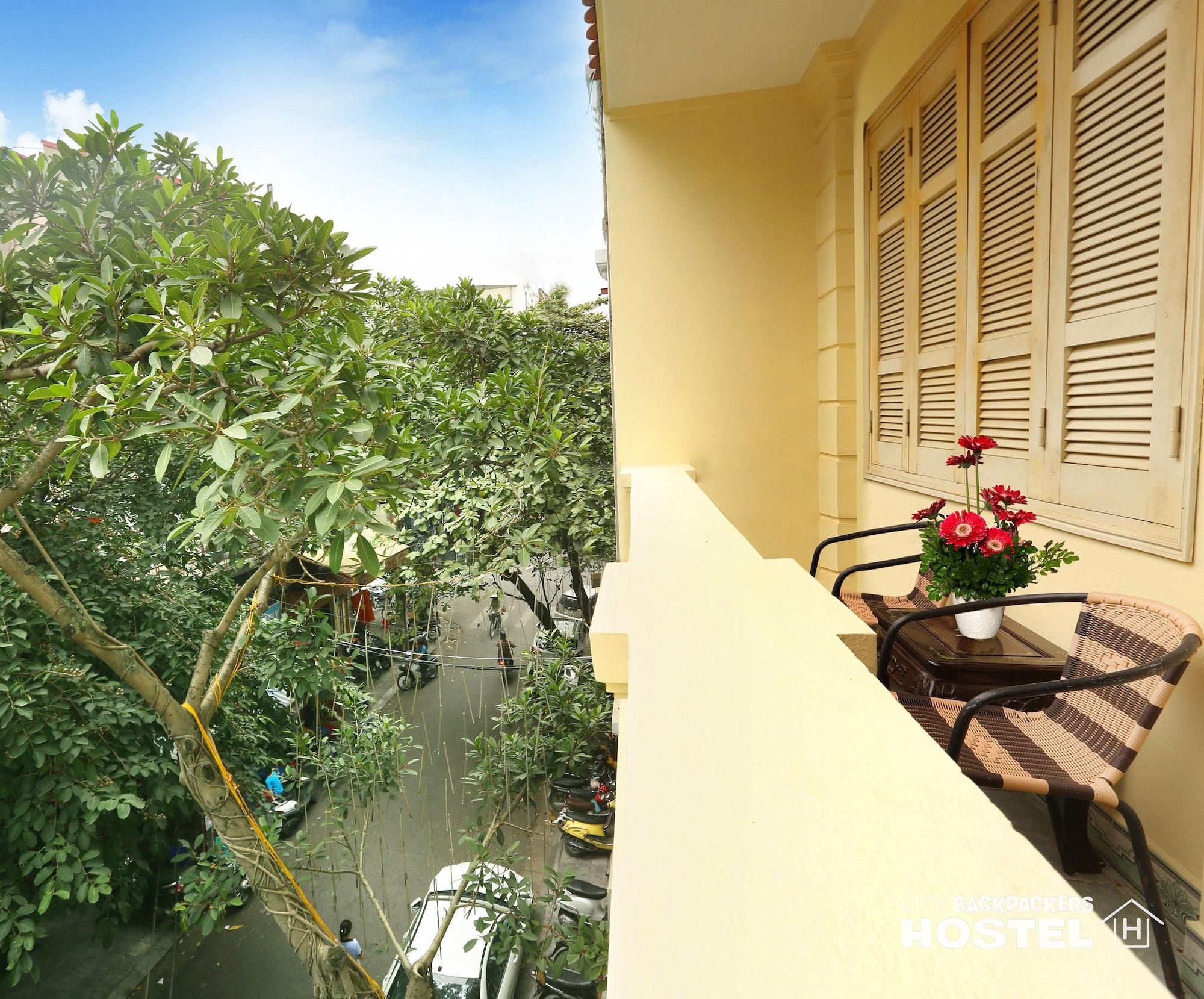 Hanoi City Backpackers Hostel, Hoàn Kiếm