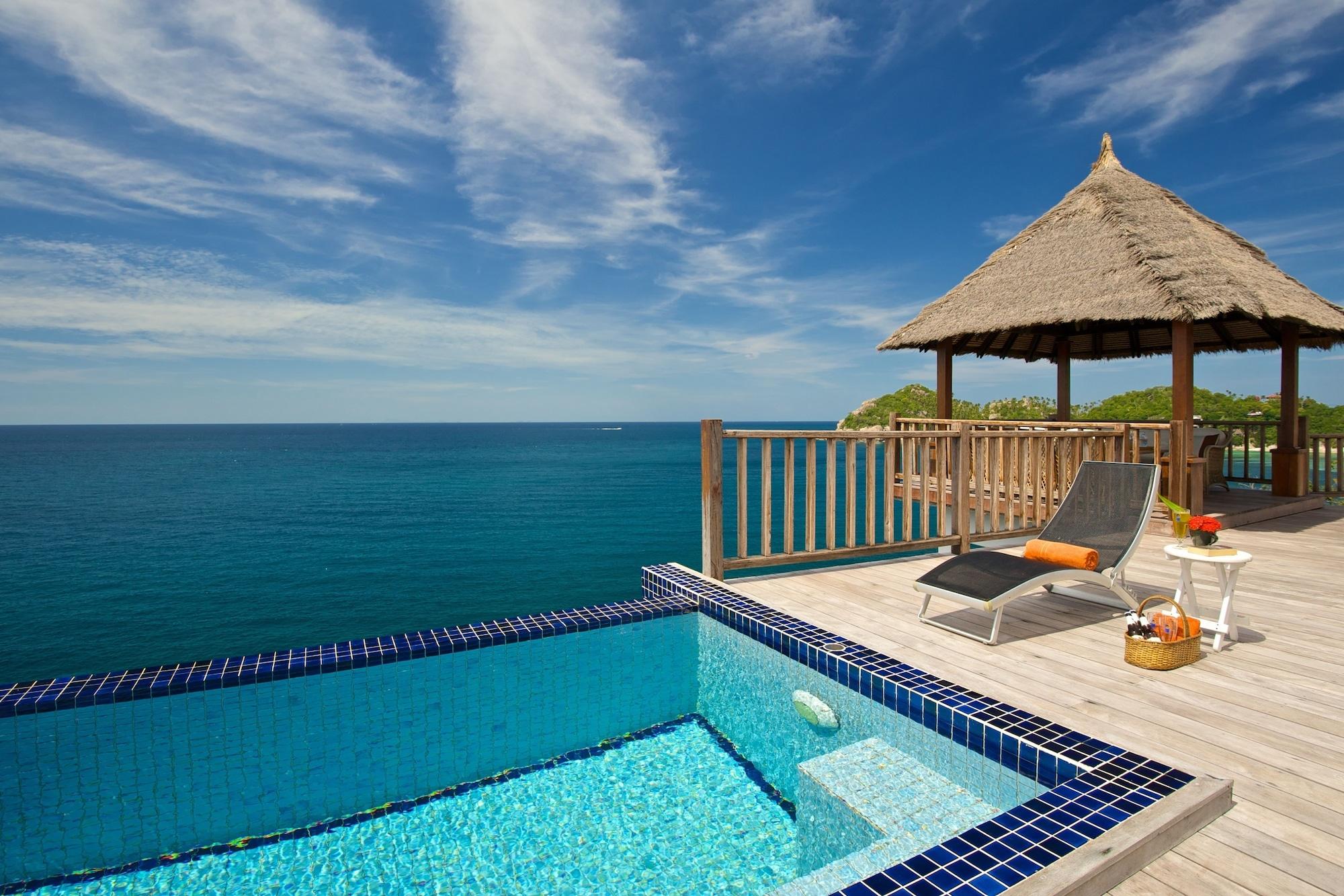 Cape Shark Pool Villas, Ko Phangan