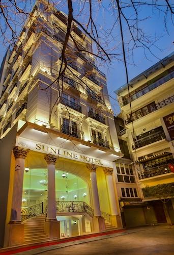 Hanoi - Sunline Hotel - z Warszawy, 30 kwietnia 2021, 3 noce
