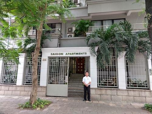 Saigon Apartments, Quận 3