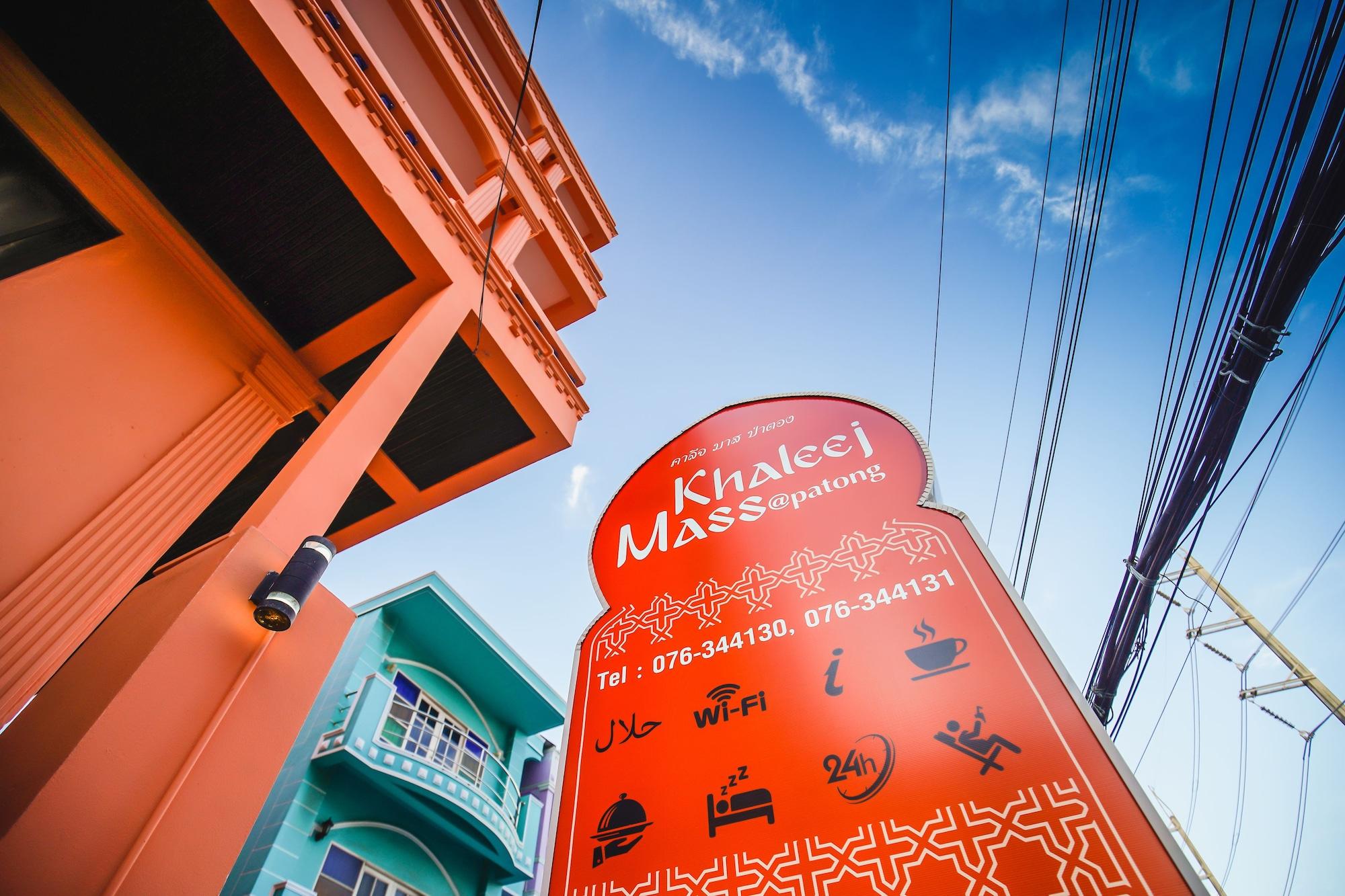 Hotel Khaleej Mass Patong, Pulau Phuket