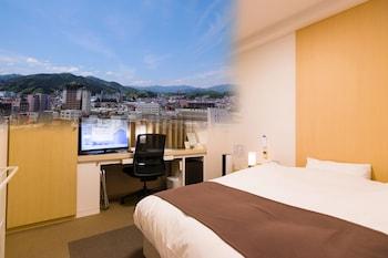 ハイフロア スタンダード ダブルルーム 禁煙|スパホテルアルピナ飛騨高山