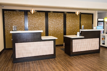 Check-in/Check-out Kiosk at Homewood Suites Houma, La in Houma