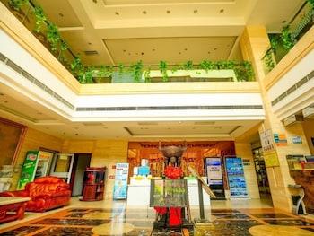 グリーンツリー イン 青島 ウーイーシャン ロード ジャスコ ショッピング モール ホテル