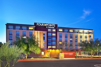 鳳凰城梅薩蓋特威機場喜來登福朋飯店 Four Points By Sheraton At Phoenix Mesa Gateway Airport