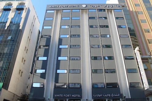 Dubaj - White Fort Hotel - z Warszawy, 31 marca 2021, 3 noce