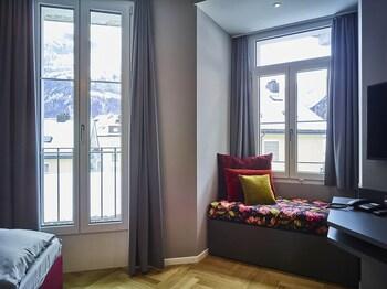 Superior Tek Büyük Yataklı Oda, Dağ Manzaralı (medium)