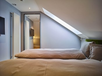 Standard Tek Büyük Yataklı Oda (small Attic)