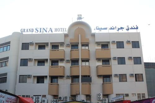 Dubaj - Grand Sina Hotel - z Warszawy, 31 marca 2021, 3 noce