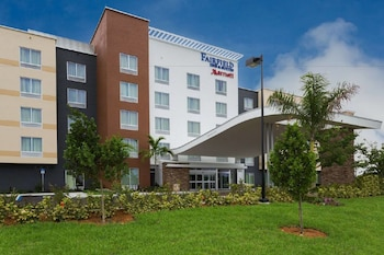 Hotel - Fairfield Inn & Suites Fort Lauderdale Pembroke Pines