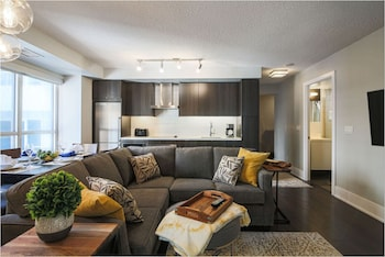 Executive Suite, 3 Bedrooms, Non Smoking, City View