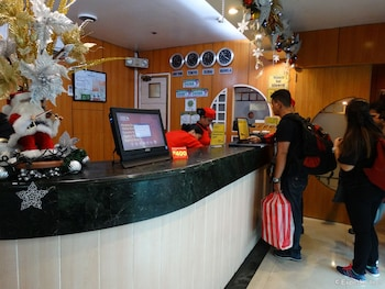 HOTEL SOGO EDSA HARRISON Reception
