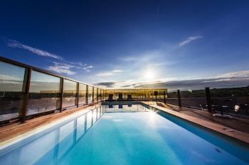 DH 拉戈亞聖塔機場飯店 DH Hotel Airport Lagoa Santa