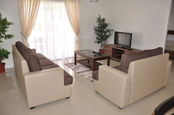 Olivia Resort Homes Bohol Living Room