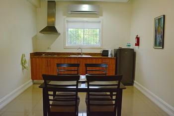 Olivia Resort Homes Bohol In-Room Dining