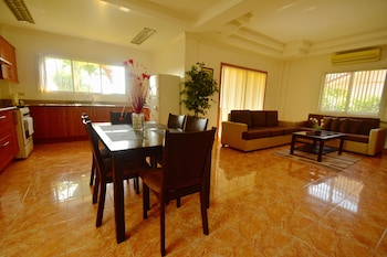 Olivia Resort Homes Bohol Room