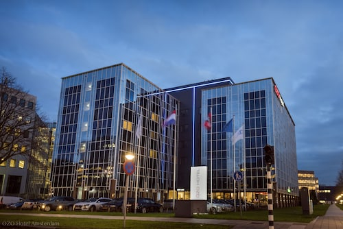 Amsterdam - Ozo Hotels Arena Amsterdam - z Katowic, 9 kwietnia 2021, 3 noce