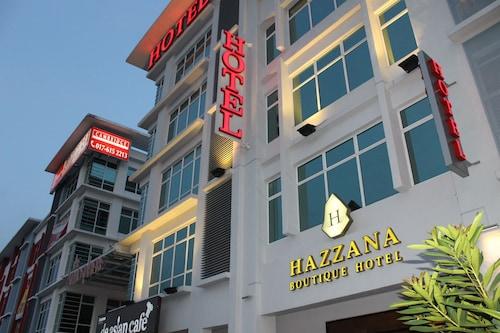 Hazzana Boutique Hotel, Kuala Lumpur