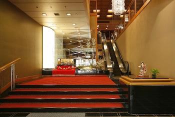 Misasa Yakushinoyu Mansuirou - Staircase  - #0