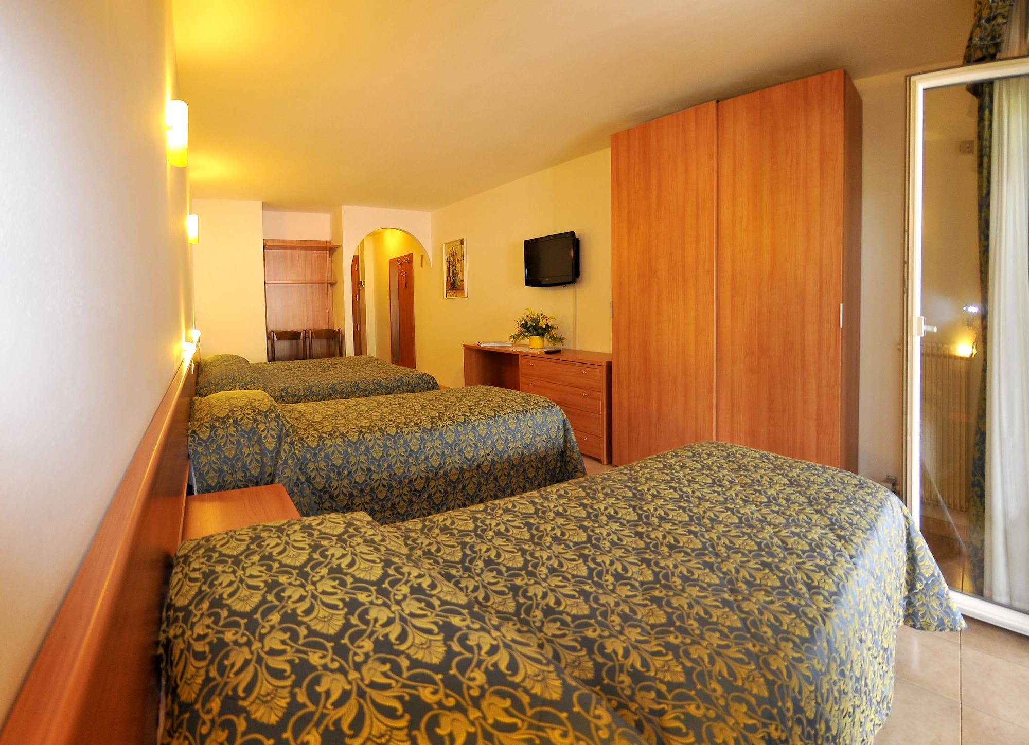 Hotel Alpen, Trento