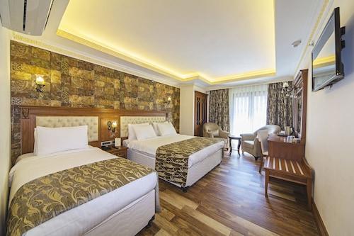 Lausos Palace Hotel, Beşiktaş