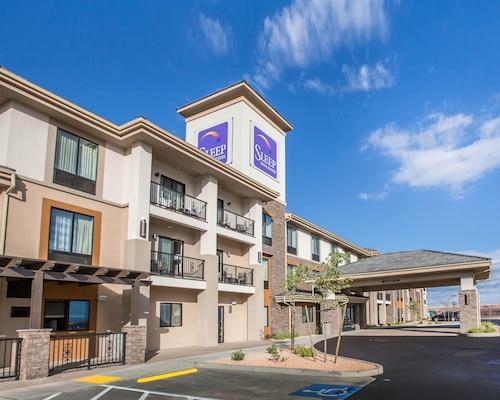 . Sleep Inn & Suites Page at Lake Powell