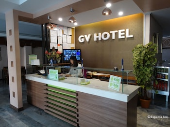 Gv Hotel Davao Reception