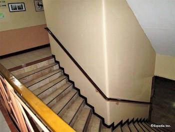 GV Hotel Cagayan de Oro Staircase