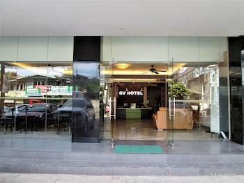 GV Hotel Cagayan de Oro Hotel Entrance
