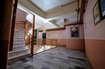 GV Hotel Ozamiz Staircase