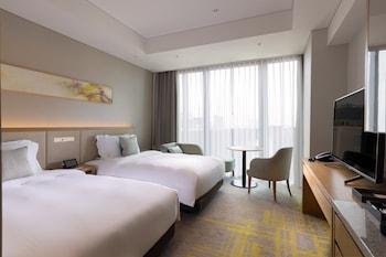 部屋タイプ指定不可 禁煙 (5‐7階)   (温泉SPA無料)|都ホテル 博多