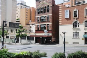 シティ エッジ ブリスベーン ホテル