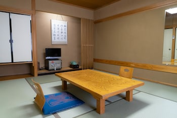 Traditional Japanese-Style Room with Shared Bathroom, Non Smoking