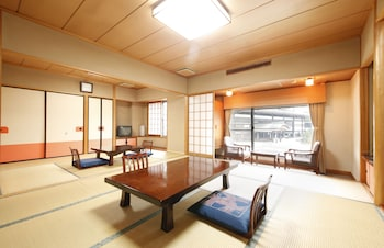 Deluxe Japanese-Style Room with Private Bathroom, Non Smoking