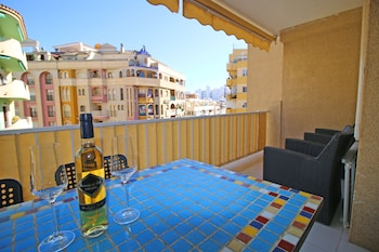 Apartamentos Apolo VII - Costa Calpe - Terrace/Patio  - #0