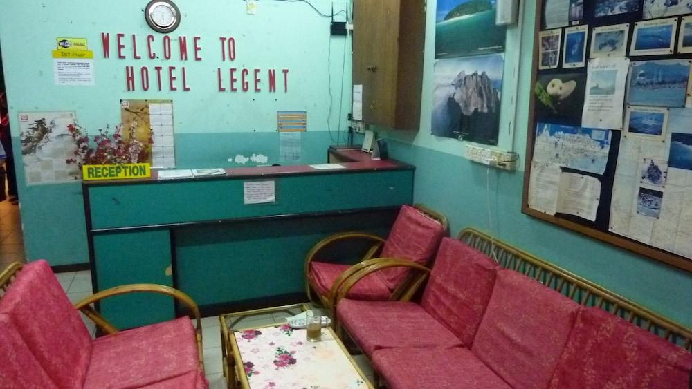 ホテル レジェント