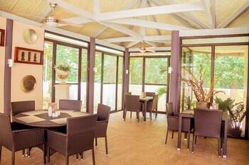 Alona Northland Resort Bohol Breakfast Area
