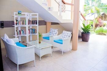 Alona Northland Resort Bohol Reception