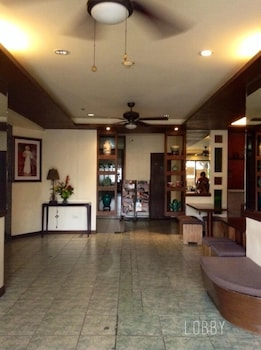 Mactan Pension House Interior Entrance
