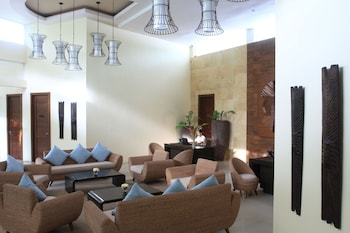 Kandaya Resort Cebu Lobby Sitting Area