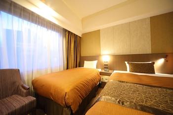 スタンダード シングルルーム 禁煙 (エキストラベッド付)|ホテルメトロポリタン長野