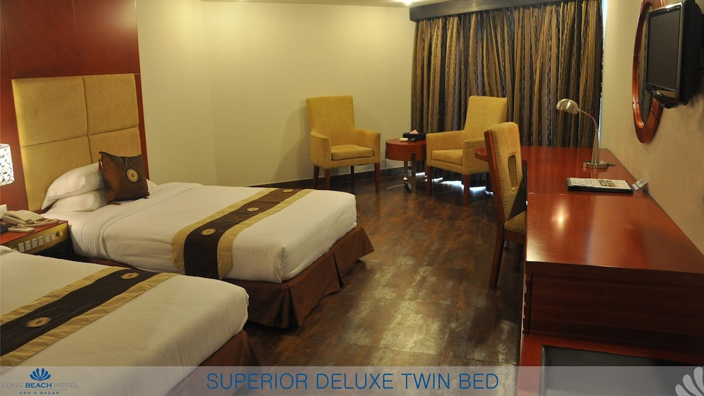 Long Beach Hotel, Cox's Bazar