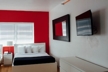 Wynwood South Beach Apartments Is An Independent Hotel Located On Collins Avenue In Miami Florida