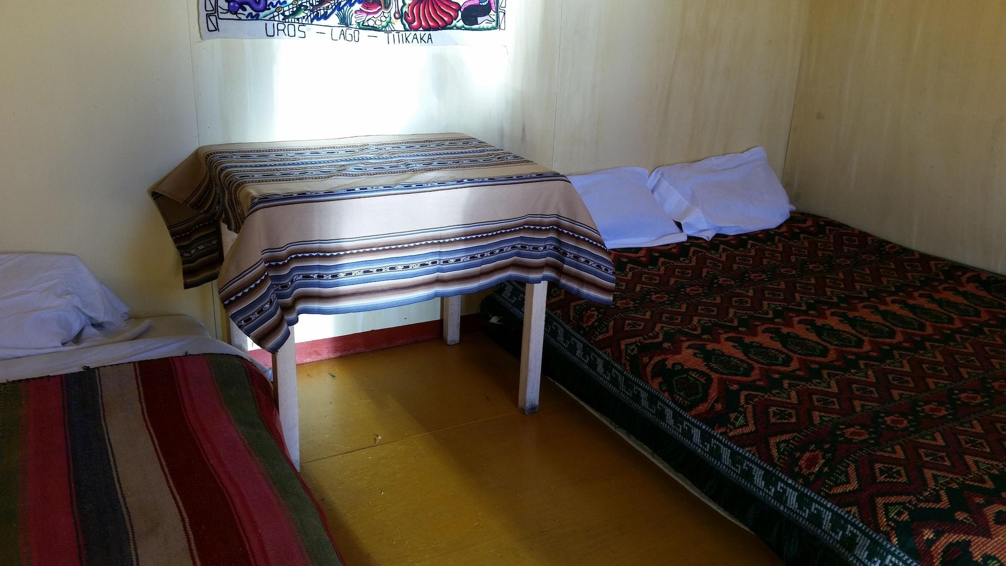 Islas Uros Lodge, Puno
